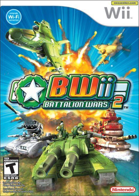 Battalion Wars 2 - Wii - NTSC-U (North America)