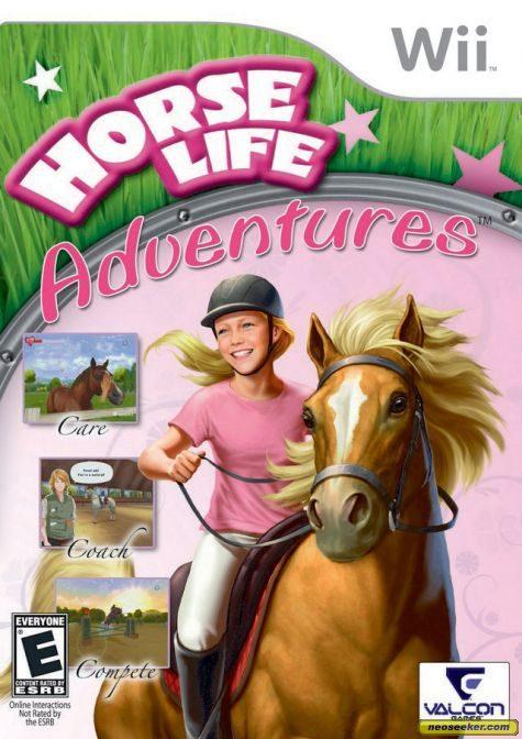Screens Zimmer 3 angezeig: wii horse games