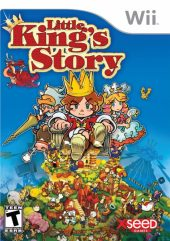Box shot of Little King's Story [North America]