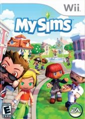 Box shot of MySims [North America]