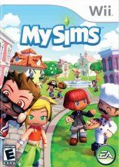 Box shot of MySims [North America]
