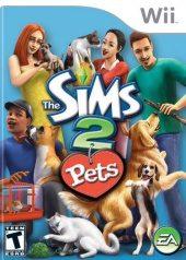 Box shot of The Sims 2: Pets [North America]