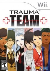 Trauma Team (North America Boxshot)