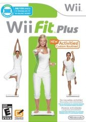 Box shot of Wii Fit Plus [North America]