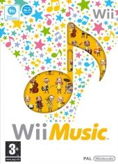 Box shot of Wii Music [Europe]