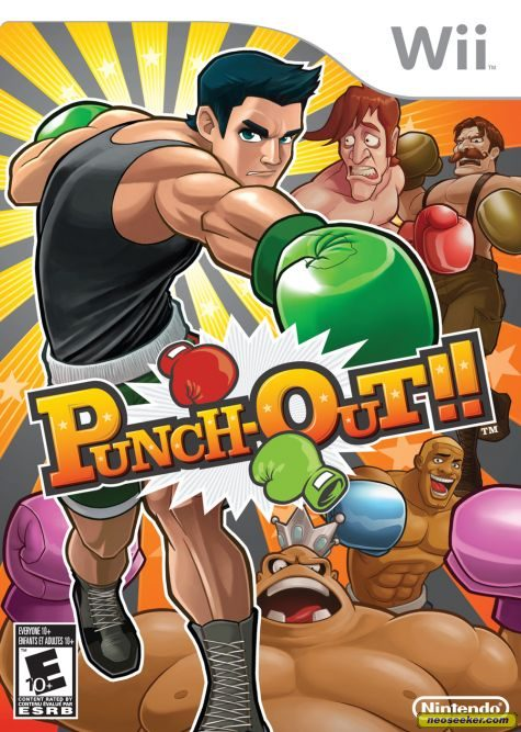 Punch-Out!! - Wii - NTSC-U (North America)