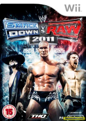 WWE SmackDown vs. RAW 2011 - Wii - PAL (Europe)