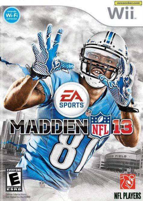 Madden NFL 13 - Wii - NTSC-U (North America)