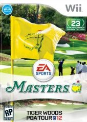 Box shot of Tiger Woods PGA TOUR 12: The Masters [North America]
