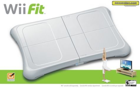 Wii Fit - Wii - NTSC-U (North America)