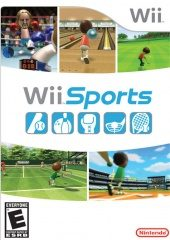 Box shot of Wii Sports [North America]