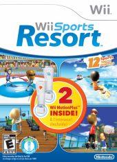 Box shot of Wii Sports Resort [North America]