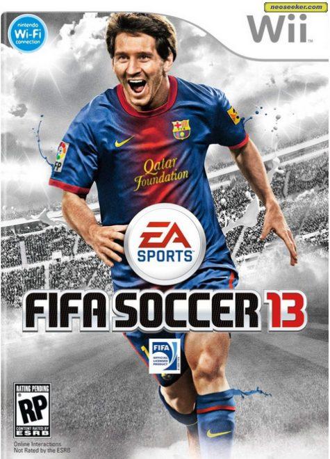 FIFA Soccer 13 - Wii - NTSC-U (North America)