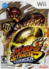 Box shot of Mario Strikers Charged [North America]