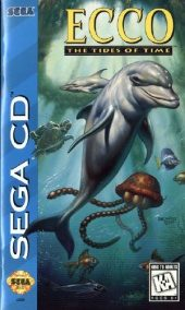 Box shot of Ecco 2: The Tides of Time [North America]