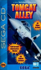 Box shot of Tomcat Alley [North America]