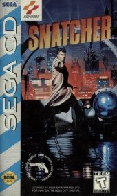 Box shot of Snatcher [North America]