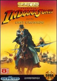 Indiana Jones and the Last Crusade - GENESIS - NTSC-U (North America)