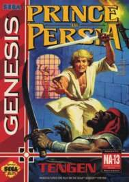 Prince of Persia - GENESIS - NTSC-U (North America)
