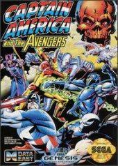 Box shot of Captain America [North America]
