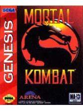 Mortal Kombat - GENESIS - NTSC-U (North America)