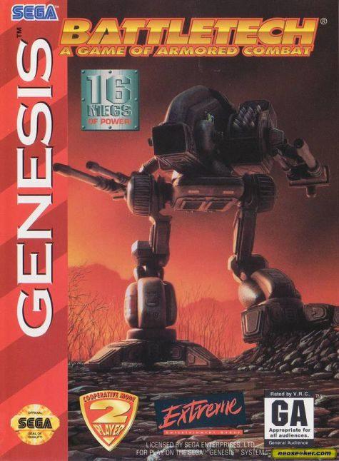 Battletech Genesis