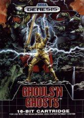 Box shot of Ghouls 'N Ghosts [North America]