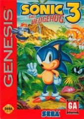 Box shot of Sonic The Hedgehog 3 [North America]