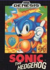 Box shot of Sonic The Hedgehog [North America]