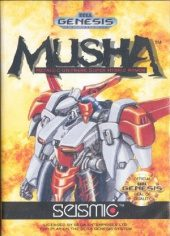 Box shot of M.U.S.H.A. [North America]