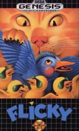 Flicky - GENESIS - NTSC-U (North America)