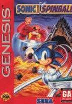 Box shot of Sonic Spinball [North America]