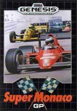 Super Monaco Grand Prix - GENESIS - NTSC-U (North America)