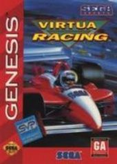 Box shot of Virtua Racing [North America]