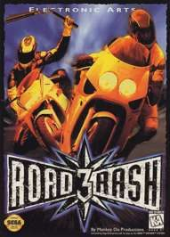 Road Rash III - GENESIS - NTSC-U (North America)
