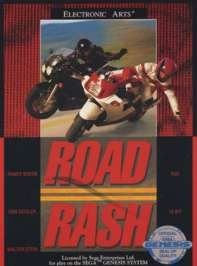 Road Rash - GENESIS - NTSC-U (North America)