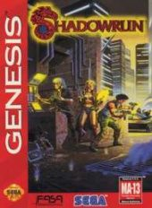 Box shot of Shadowrun [North America]