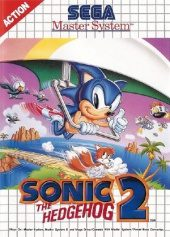 Box shot of Sonic the Hedgehog 2 [Europe]