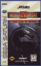 Box shot of Mortal Kombat II [North America]