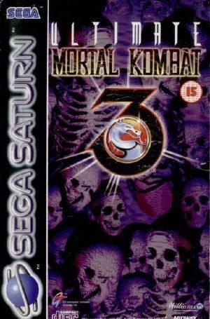 Ultimate Mortal Kombat 3 - SATURN - PAL (Europe)