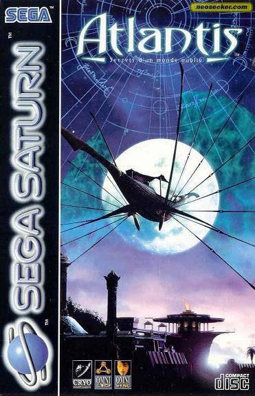 Atlantis: The Lost Tales - SATURN - PAL (Europe)