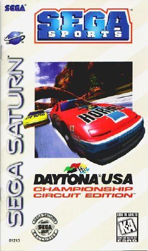 Daytona USA: Championship Circuit Edition - SATURN - NTSC-U (North America)