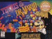 Box shot of Dr. Mario & Tetris [North America]
