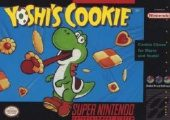 Box shot of Yoshi's Cookie [North America]