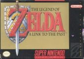 Box shot of The Legend of Zelda: A Link to the Past [North America]