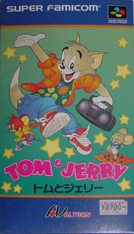 Tom & Jerry - SNES - NTSC-J (Japan)