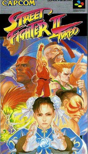 Street Fighter II Turbo: Hyper Fighting - SNES - NTSC-J (Japan)