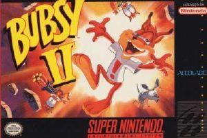 Bubsy II - SNES - NTSC-U (North America)