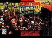 Box shot of Donkey Kong Country 2: Diddy's Kong Quest [North America]