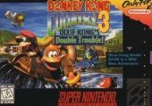 Box shot of Donkey Kong Country 3: Dixie Kong's Double Trouble [North America]